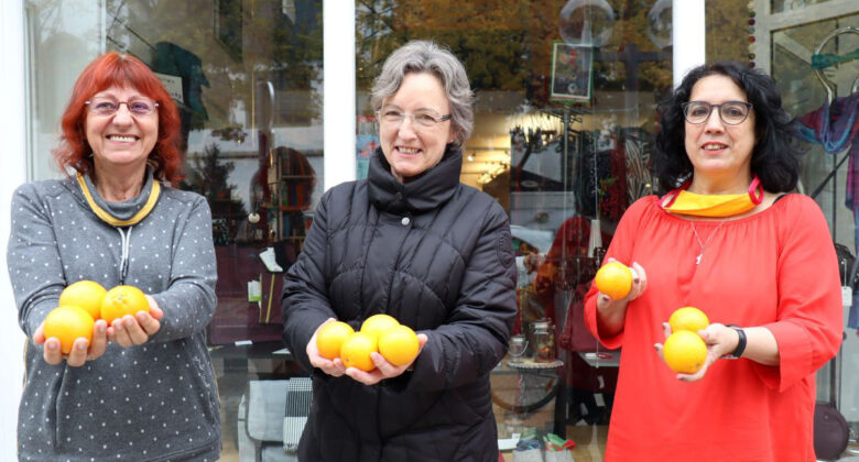 Fairtrade Orangen Weltladen Lippstadt